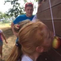 De rakwi's op kamp in het Wilde Westouter!